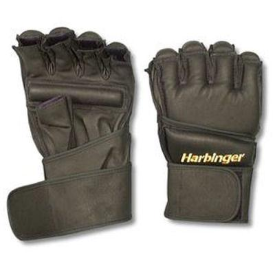 Harbinger Men's WristWrap MMA Bag Gloves